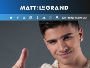 Matt LeGrand Website